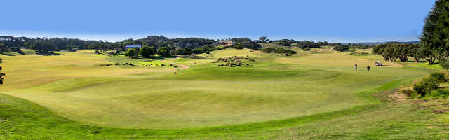A view from The Legends Course at Moonah Links