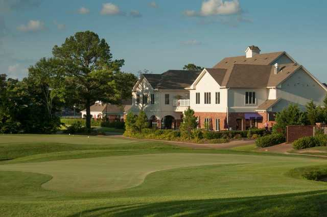 View of the clubhouse at Nutters Chapel Golf & Country Club
