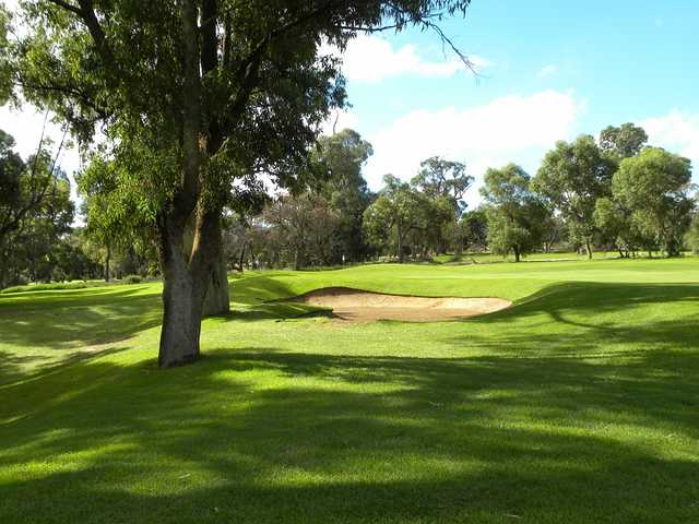 A view from Kwinana Golf Club