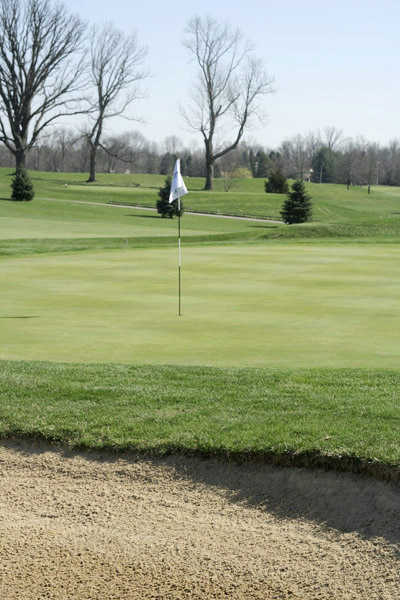 A view of the 8th hole at Bent Tree Golf Club