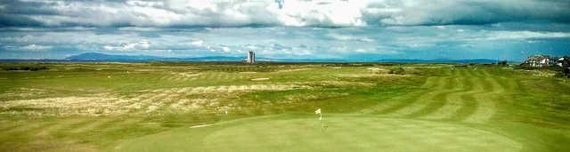Fleetwood Golf Club: Pano