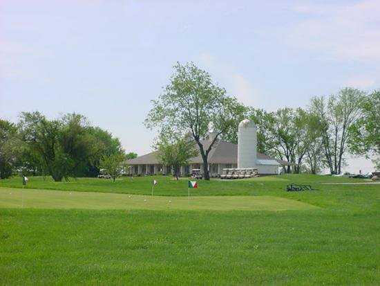 Clover Valley Golf Club: Clubhouse view