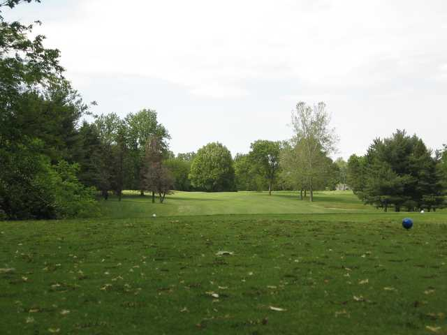 A view from tee #12 at Killbuck Golf Course.