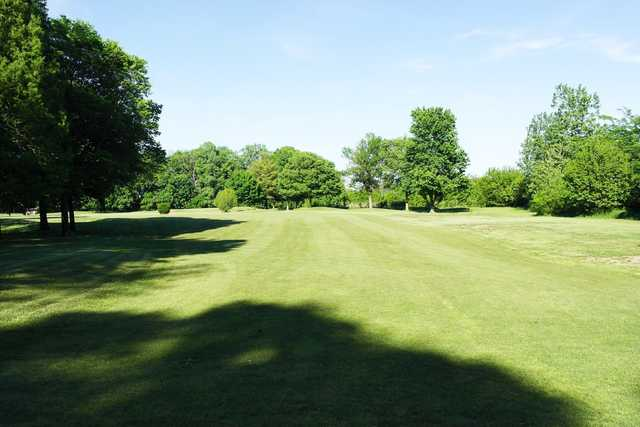A view from a fairway at Bear Chase Golf Club.