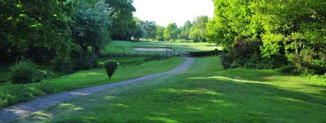 A view from Northwood Golf Club,