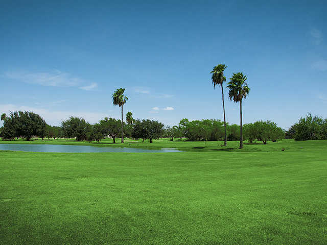 A view from Howling Trails Golf Course.