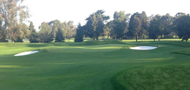 A view from The Mif Albright Par-3 Course