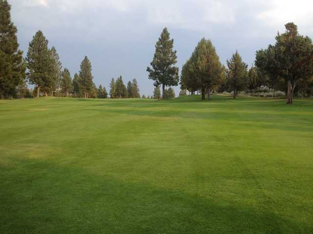 A view from River's Edge Golf Course.