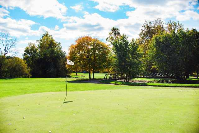 A view from Fern Hill Golf & Country Club