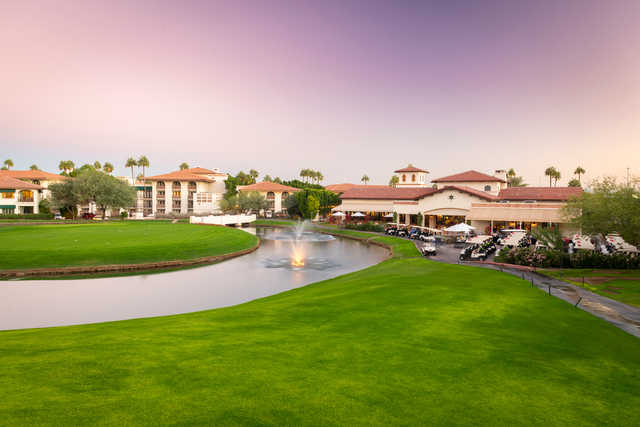 A view from Arizona Grand Resort
