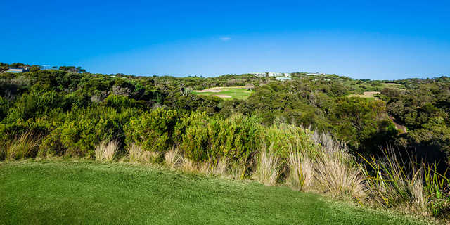A view from Cape Schanck Resort