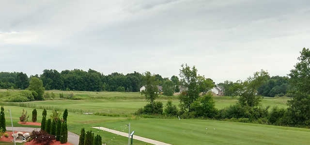A view of a tee from Captain's Club at Woodfield.