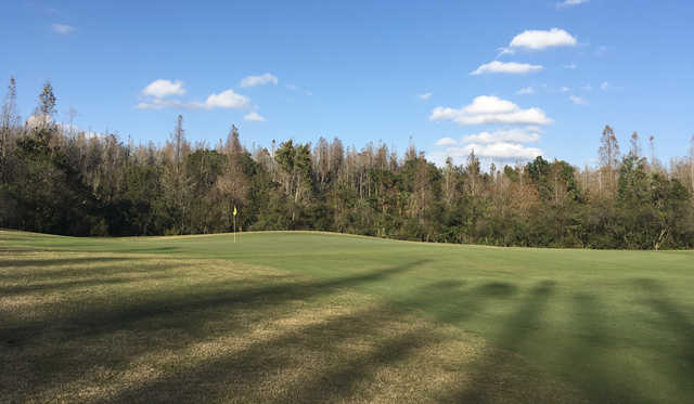 View of a green at Heritage Isles Golf and Country Club