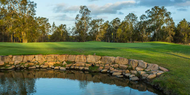 A view from Nudgee Golf Club