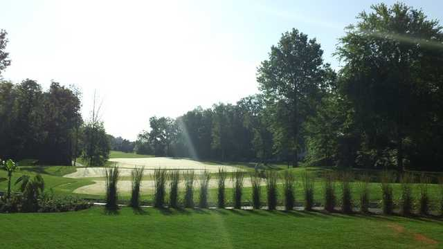 A sunny view from Scioto Reserve Country Club