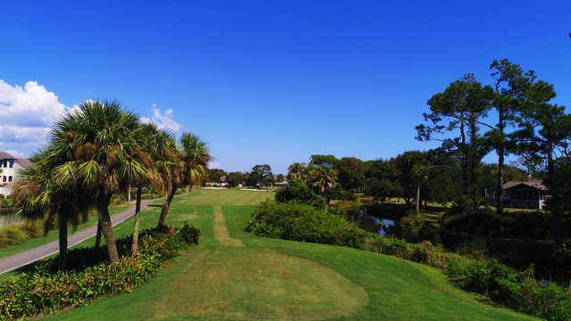 A view from Port Royal Golf Club
