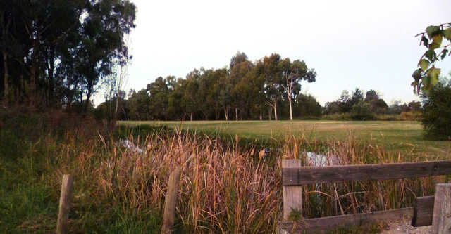 A view from Wodonga Golf Club