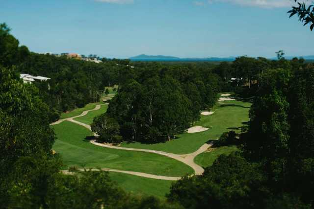A view from Tallwoods Country Club