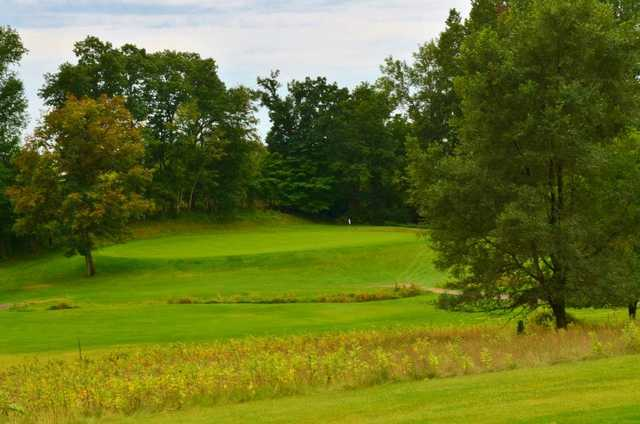 View of the 13th hole at Oxford Hills Golf & Country Club