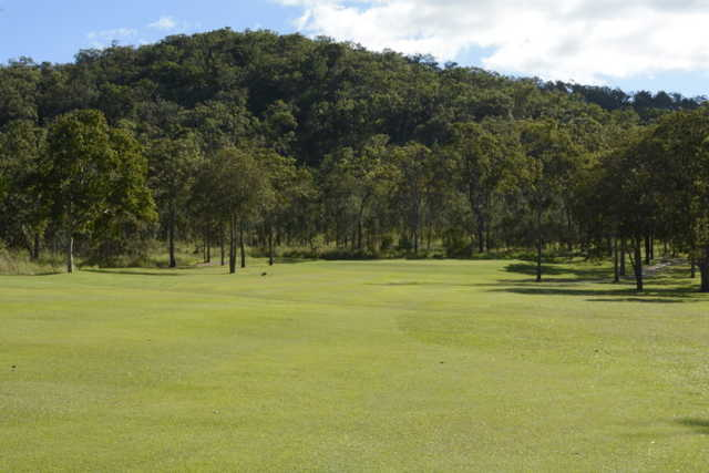 A view from Atherton Golf Club