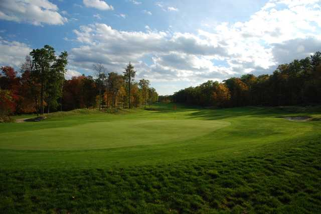 A view of the 6th hole at Connecticut National Golf Club.