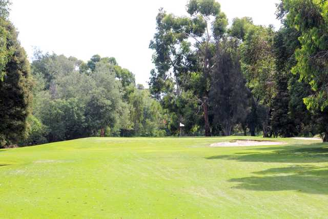 View of the 7th hole at Oakleigh Golf Club