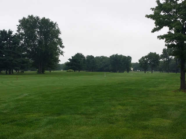 A view of fairway #7 at White from Ramblewood Country Club.