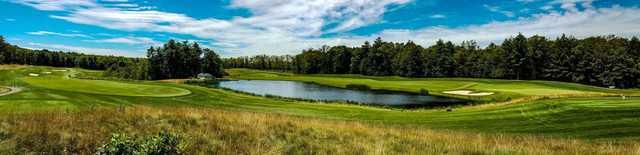 A view from Blue Ridge Trail Golf Club