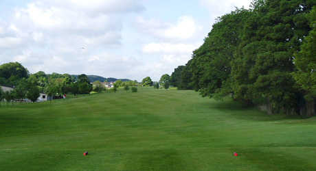 Uphall Golf Club - 18th Hole