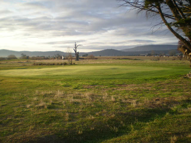 View of a green at Ratho Farm