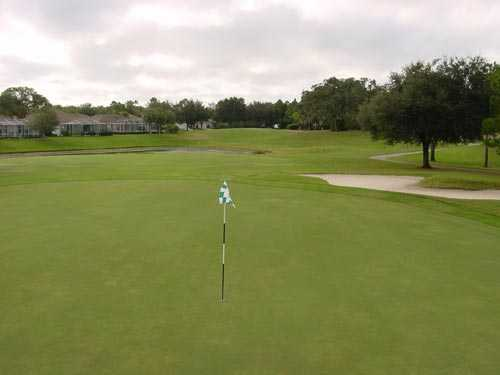 A view of hole #4 at River Hills Country Club