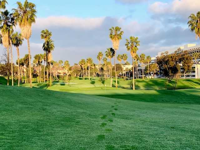 A view from Westdrift Manhattan Beach Golf Club