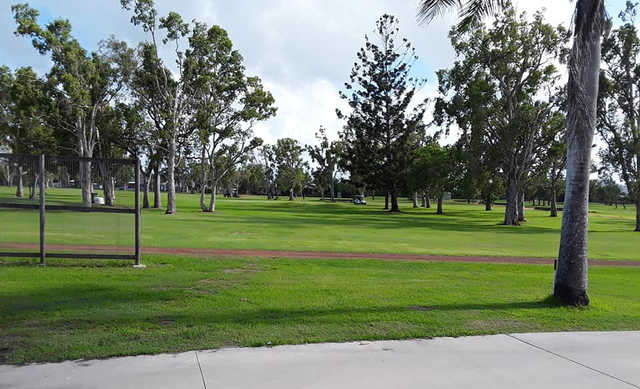 A view from Proserpine Golf Club