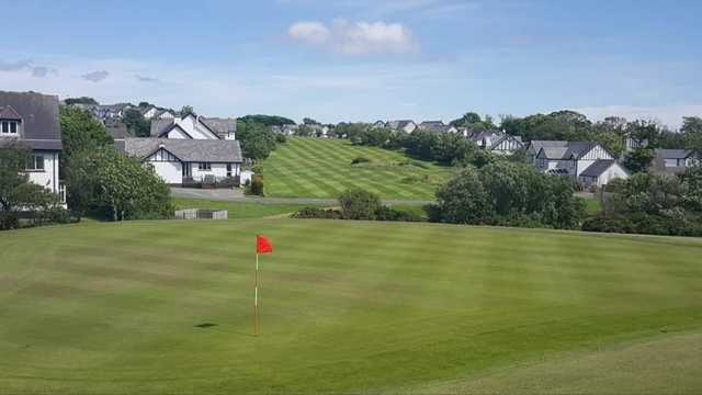 A view from Mount Murray Golf Club