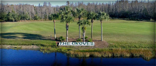 A view from The Groves Golf and Country Club
