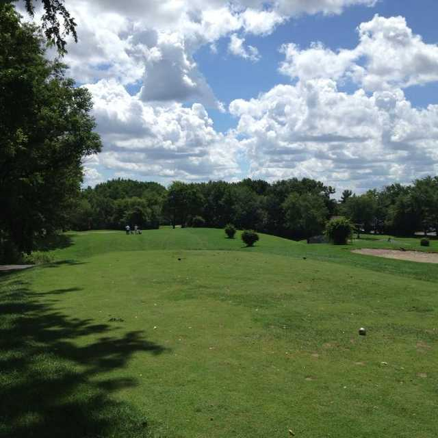 View from a tee at Scotch Hills Country Club