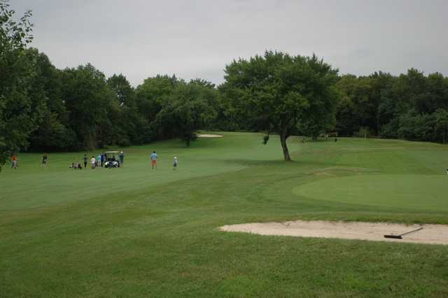 A view from Scotch Hills Country Club.