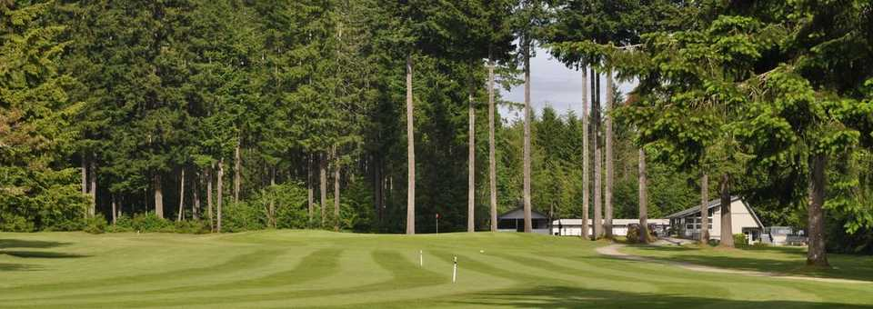 Lake Cushman Golf Course