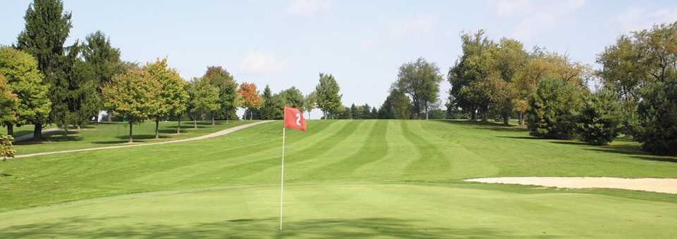 Hiland Golf Course