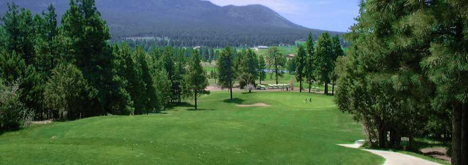 Elephant Rocks Golf Course at Williams