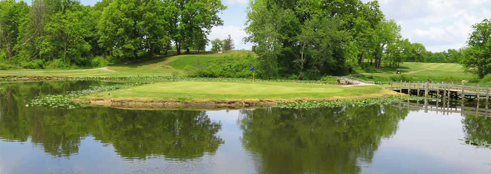 Shamrock Hills Golf Course-MI