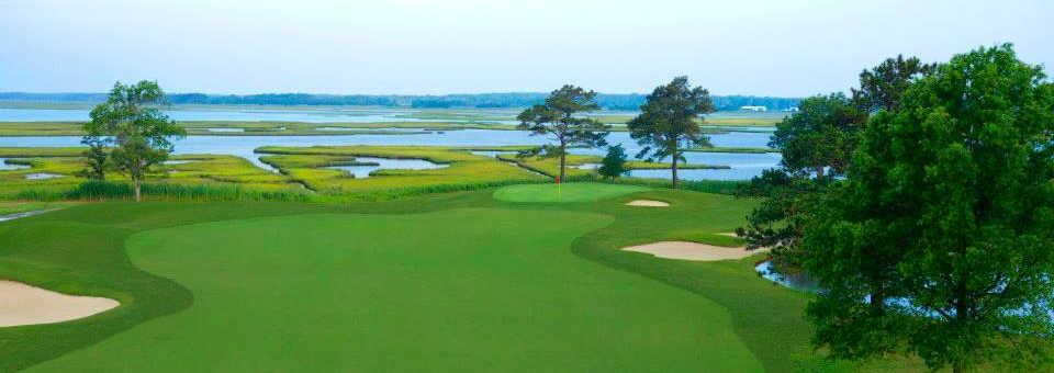 Ocean City Golf Club - Seaside