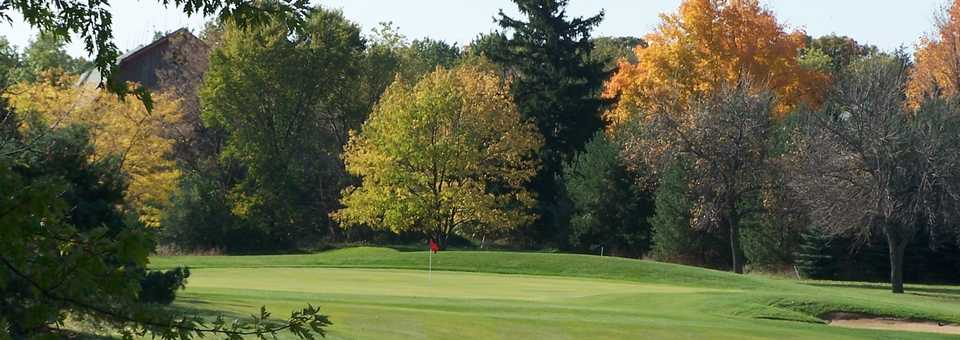 Edgewood Golf Course - The Pines Course