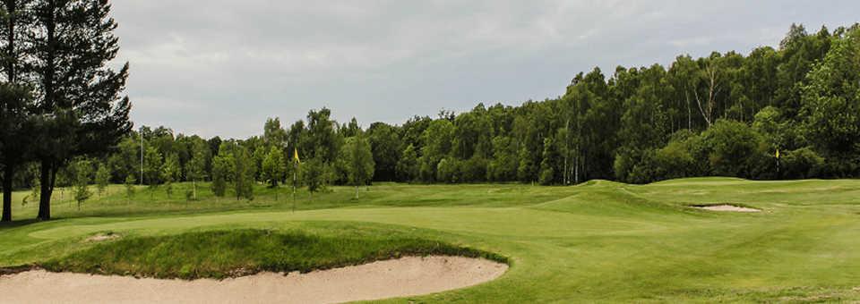 Arcot Hall Golf Club