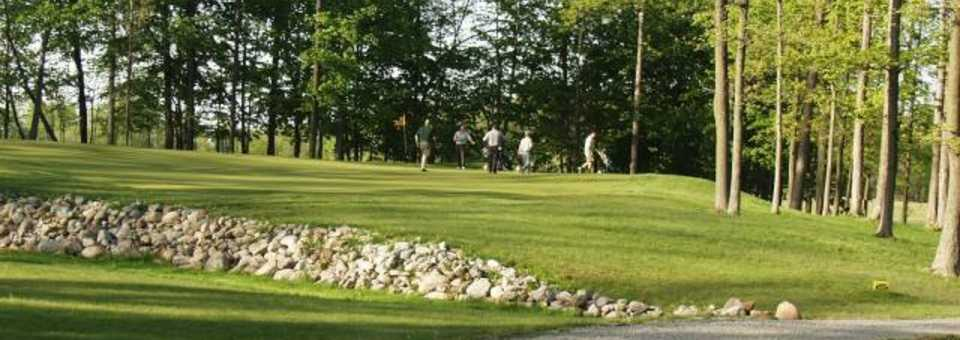 Lima Golf & CC - Island Oaks