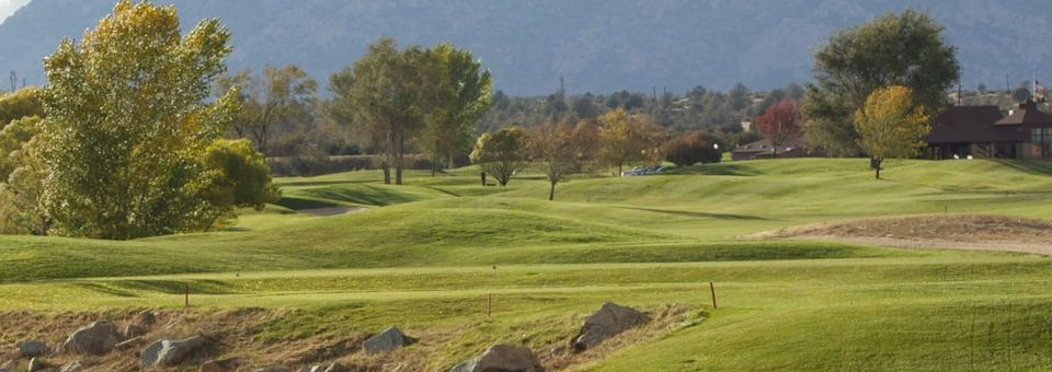 Antelope Hills Golf Course-North