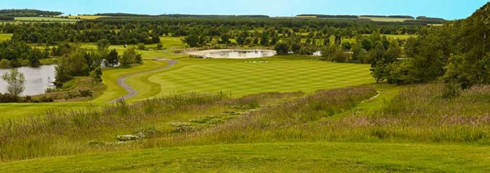 Longhirst Hall Golf Club - Lakes Course