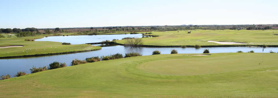 Tooth Course at Orange County National