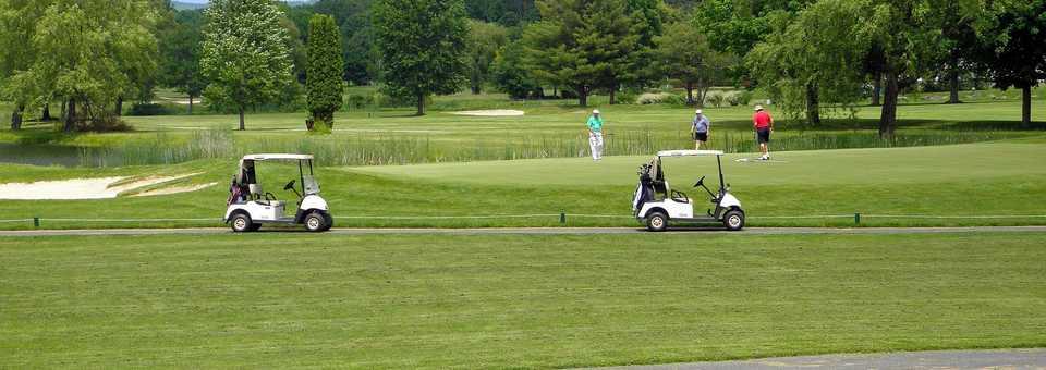 Hiland Park Country Club