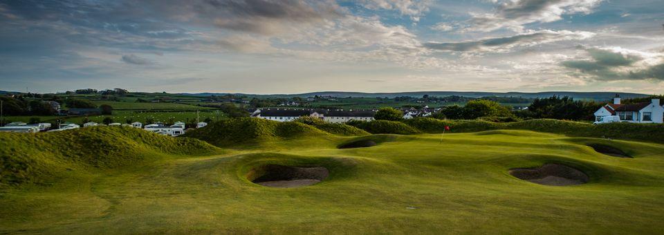 Castlerock Golf Club - Mussenden Links